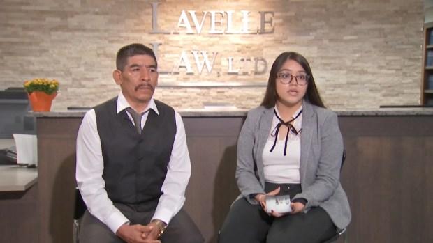 Rompe el silencio padre de hispano acusado de irrumpir en Woodfield Mall