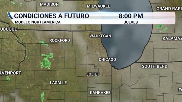 [TLMD - Chicago] El tiempo este jueves