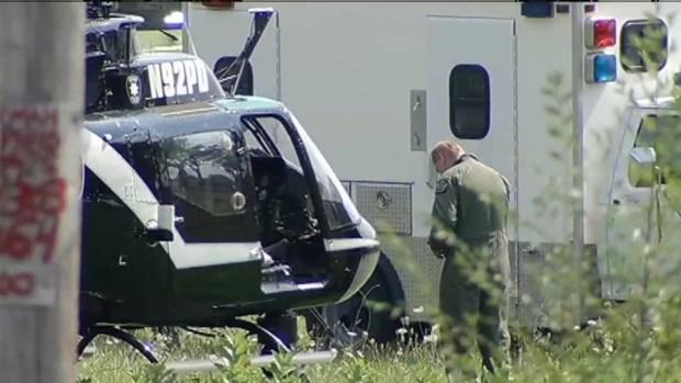Intensifican búsqueda de pistolerose en Fox Lake
