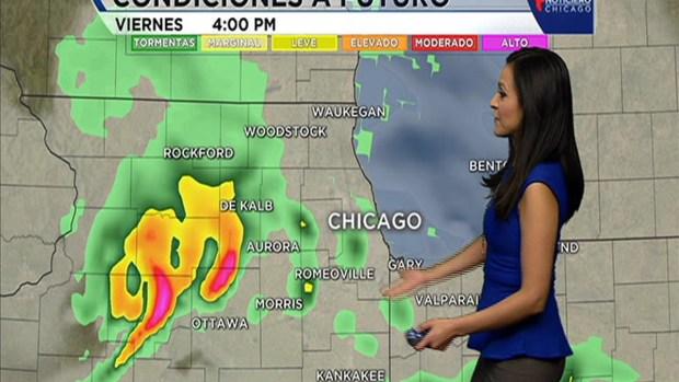 [TLMD - Chicago] El tiempo este viernes
