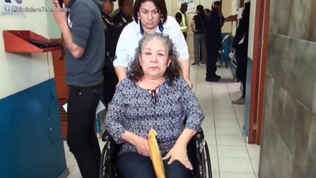 Abuela deportada a El Salvador tras 30 años en EEUU