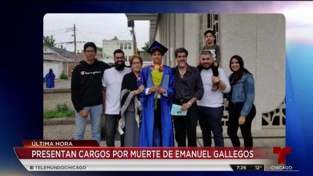 Acusan a joven por el asesinato de estudiante hispano