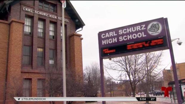 Investigan tiroteo que mató a estudiante al norte de Chicago