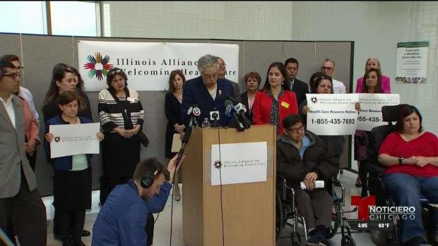 Asistencia médica para inmigrantes en Illinois