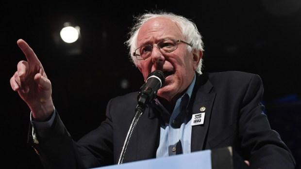 Bernie Sanders lanza candidatura presidencial