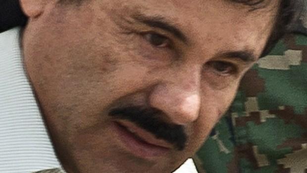 Lo que hizo ''El Chapo'' Guzmán cuando escuchó la sentencia