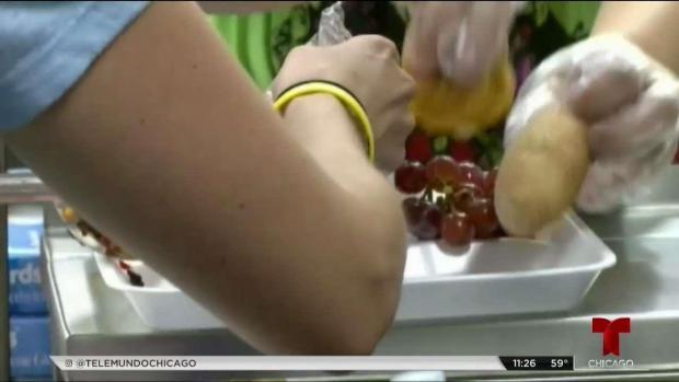 Comida gratis para niños este verano en Illinois