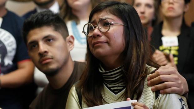 Futuro de DACA: demanda podría revertir su eliminación