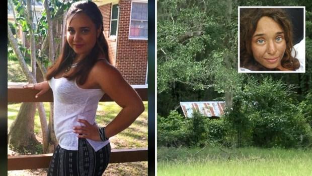 Desnuda y perdida: joven aparece tras odisea de un mes en un bosque
