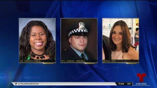 Identifican a las víctimas mortales del tiroteo en hospital Mercy