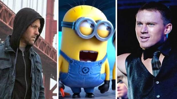 Los estrenos de cine más esperados de 2015