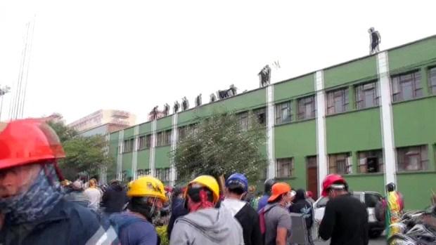 [TLMD - LV] Evo Morales denuncia intento de golpe de Estado
