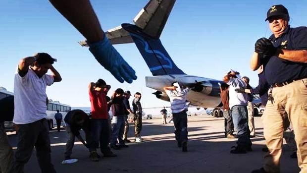 Fotos: Así son las deportaciones
