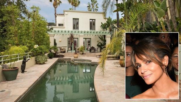La casa de Halle Berry en los cerros de Hollywood se vende por $3.79 millones