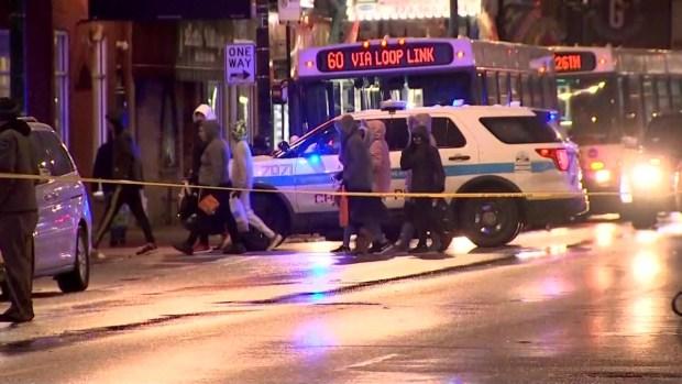 [TLMD - LV] Violento incidente hiere a niña que pedía dulces en Chicago