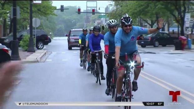 Ciclistas de Waukegan entregarán id humanitaria en México