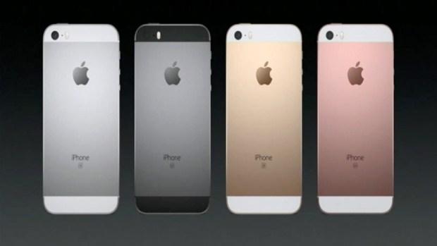 Modelo a modelo: así ha cambiado el iPhone