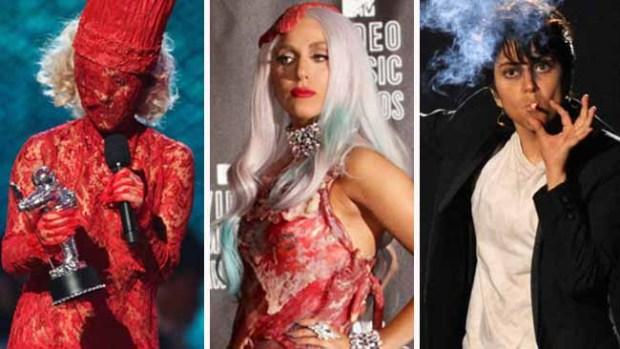 Lady Gaga cumple 32: mira su increíble transformación