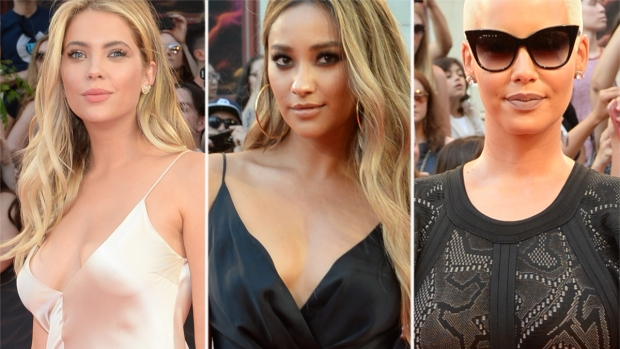 Las más sexys de los Much Music Video Awards