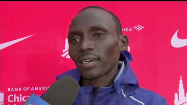 Lawrence Cherono: campeón del maraton de Chicago 2019