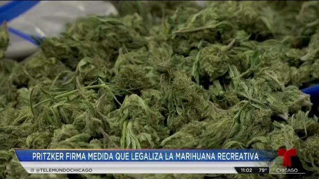 Ya es legal el uso de la marihuana recreativa en Illinois