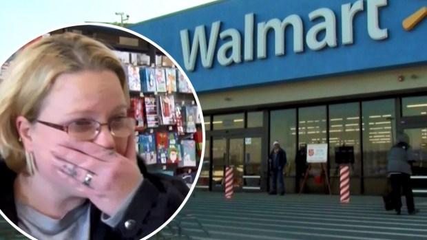 "Regalos gratis en Walmart: misterioso ""Santa"" paga por todo"