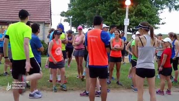 Cómo entrenar para Bank of America Chicago Marathon