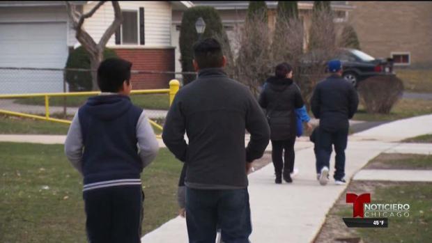 Madres en alerta tras intento de rapto en Mount Prospect