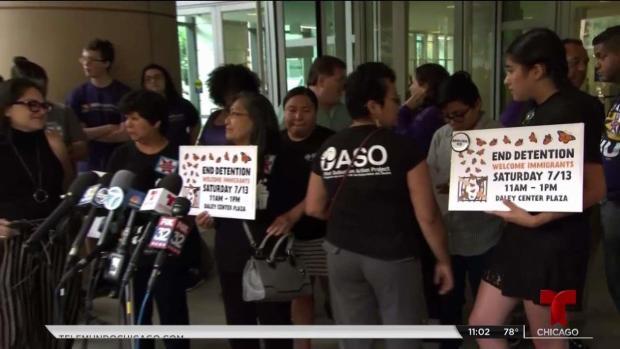 Chicago: activistas se movilizan ante redadas de ICE