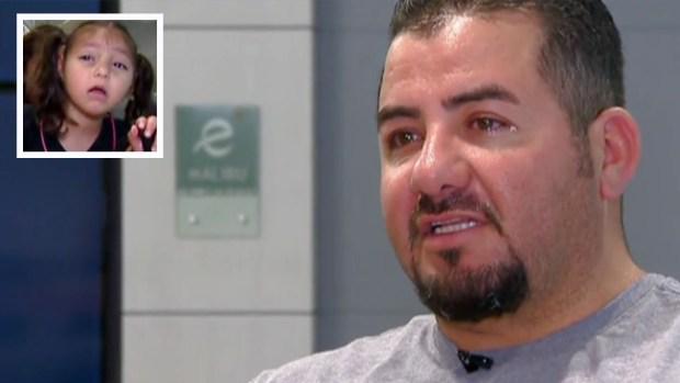 Padre quiso suicidarse tras su hija nacer con microcefalia
