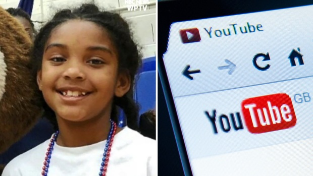 Muere niña que intentó completar reto que vio en YouTube