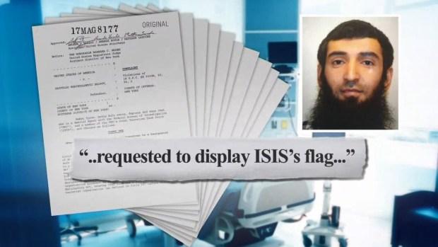 Revelan detalles de interrogatorio a supuesto terrorista de NY