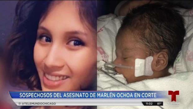 Acusados de asesinar a Marlén Ochoa se declaran inocentes