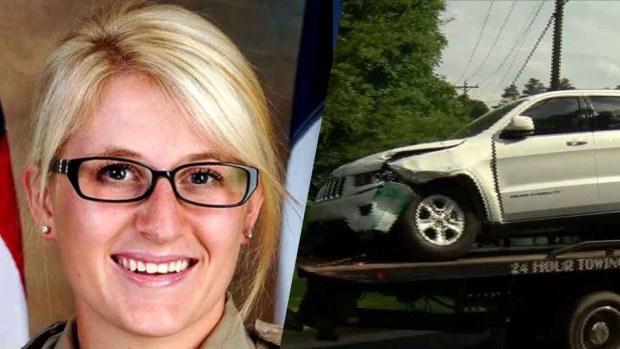 Policía: mata a su propia hija al estrellar vehículo