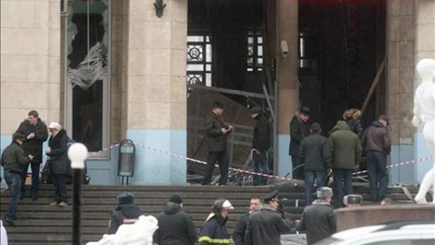 Video: Más de 30 muertos en ataques en Rusia