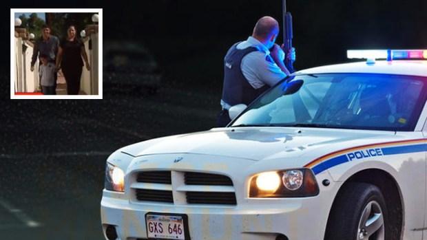 "Video: Policía: ""Si te mueves aquí te shoteo"""