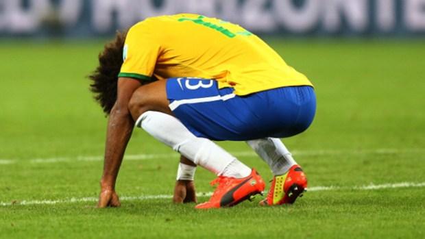 Video: Triste final para Brasil en Copa Mundial