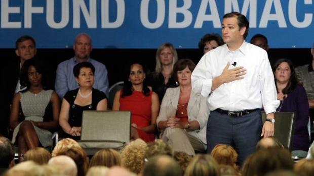 Video: Ted Cruz habla de Obamacare en Texas