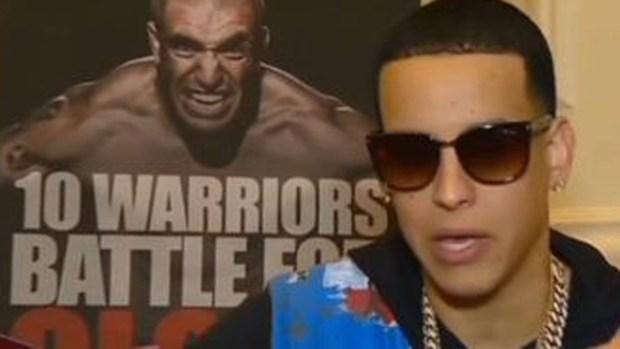 Video: Daddy Yankee estrena reality show