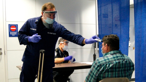 Video: Ébola: aumenta chequeo de viajeros