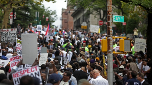 Video: NY: Marcha contra brutalidad policial
