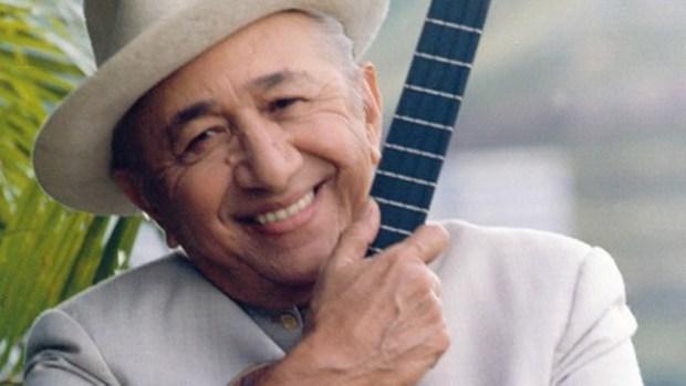 Video: Muere cantautor venezolano Simón Díaz