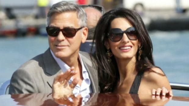 Video: ¡George Clooney, finalmente casado!