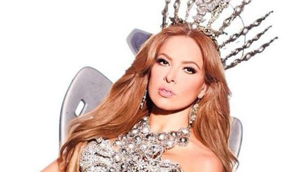 Video: Gloria Trevi se pasa de graciosa con fan