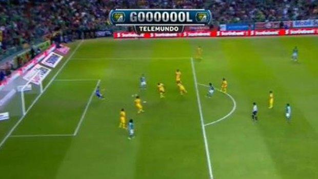 Video: El partido: León 2 - América 0