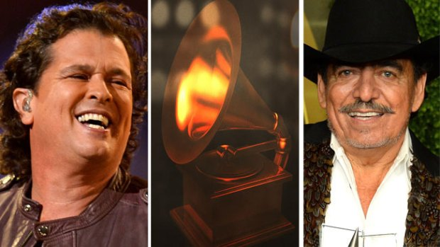 Video: Los latinos nominados al Grammy