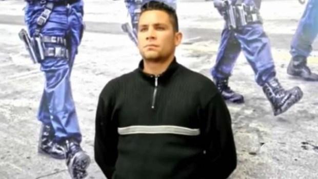 Video: Cae presunto asesino del hijo de Sicilia