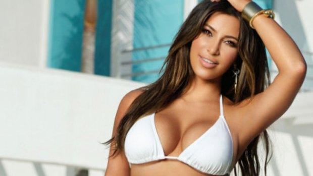 Video: Kim Kardashian sin gota de maquillaje