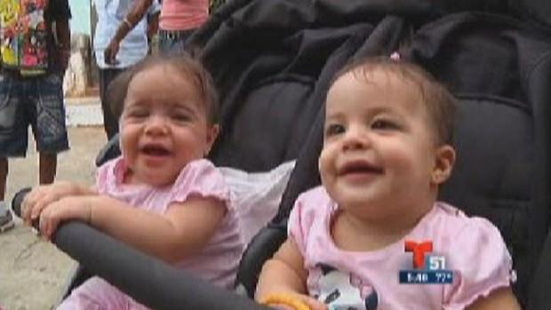 Video: Barrio habanero con 12 pares de mellizos