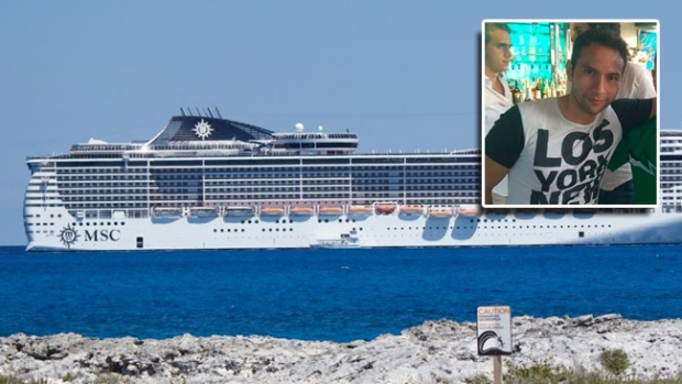 Video: Insólito video: mexicano salta de crucero